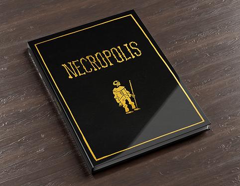 Necropolis / Simon Petersen