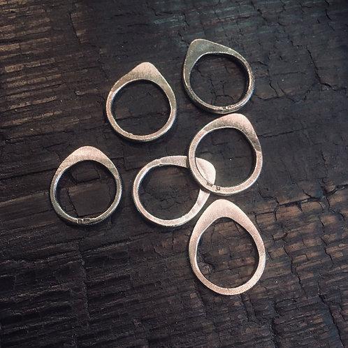 STHENO finger stack rings / Osa Ozdoba