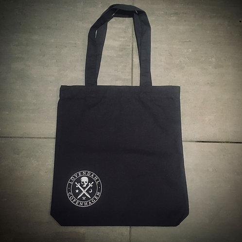 Small logo tote bag / LÖVENDAHL