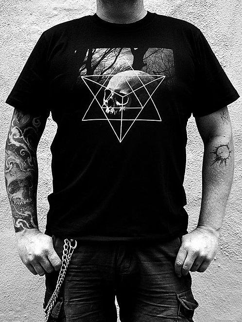 Skull t-shirt / Selin Graphics