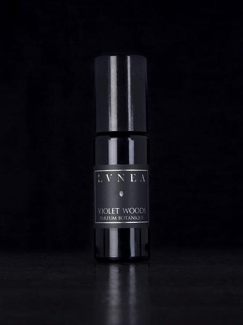 Violet Woods - Perfume Oil / violet leaf, sandalwood, rosewood