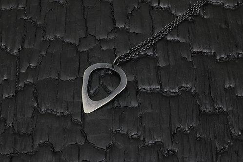Stheno silver necklace / Osa Ozdoba