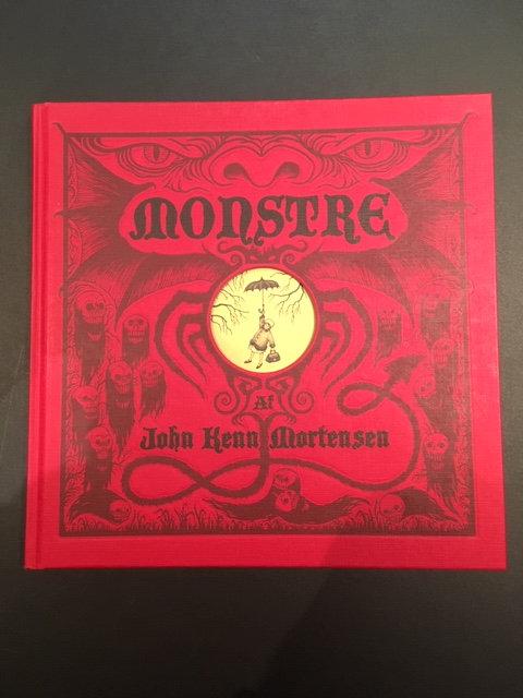 Monstre book / John Kenn Mortensen