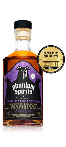 Akmel Nuri Coffee Liqueur rum / Phantom Spirits