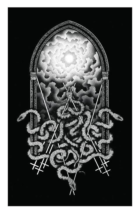 Derivationem Serpentis / Simon Gardarsson
