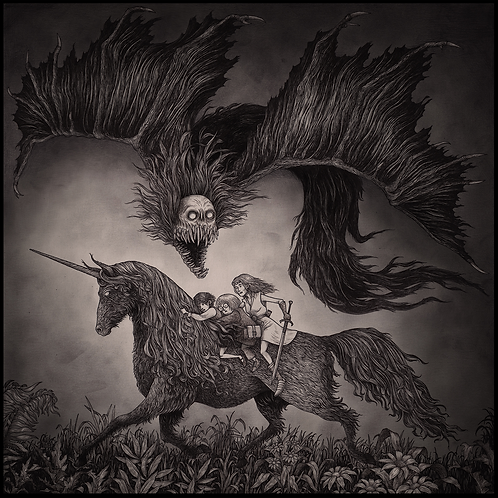 Unicorn / John Kenn Mortensen