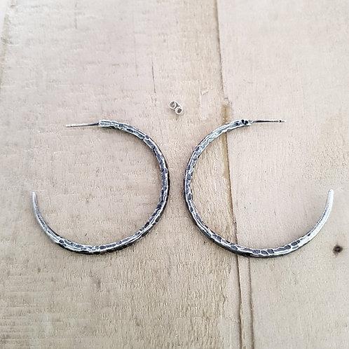 WARRIOR earrings / Maureen Centen