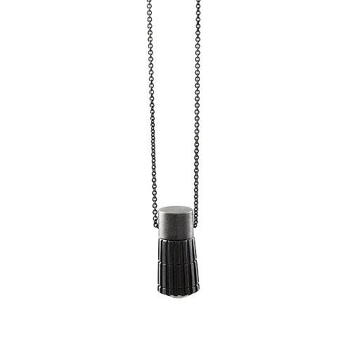 Amulet #3 silver necklace  / Janni Krogh
