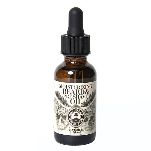 Beard & Pre-Shave Oil / Rebels Refinery
