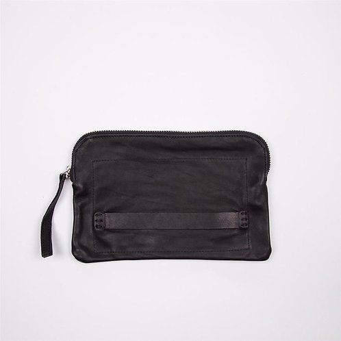Leather clutch - small /Julia Fom