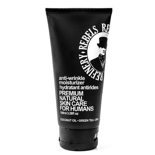Organic Anti Wrinkle Moisturizer / Rebels Refinery