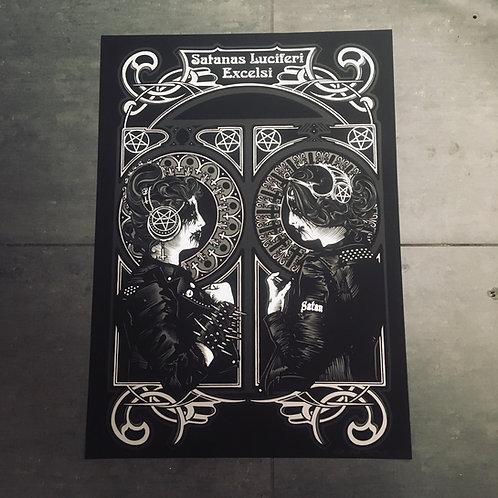 BLACK METAL NOUVEAU /Haervaerk Tattoo