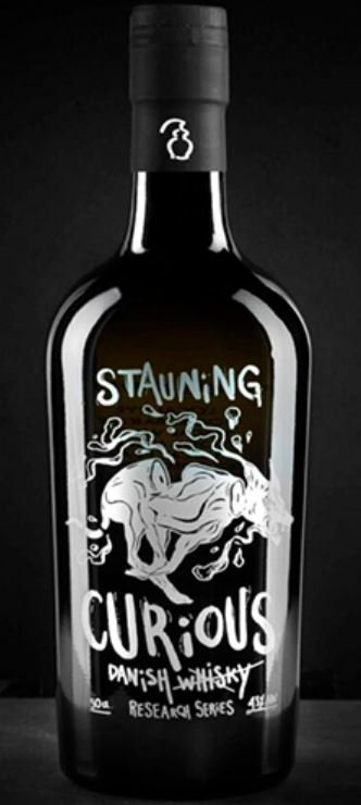 Stauning Curious Whisky / Stauning Whiskey Distillery