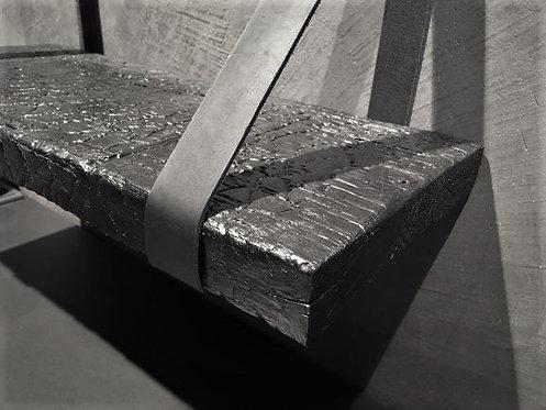 Shelf 120cm / Burned
