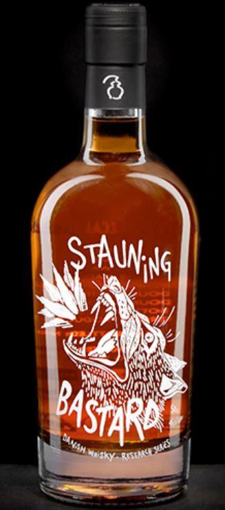 Stauning Bastard Whiskey / Stauning Whiskey Distilllery