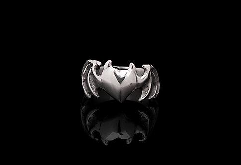 Devil's Heart ring / Rock'n'Gold