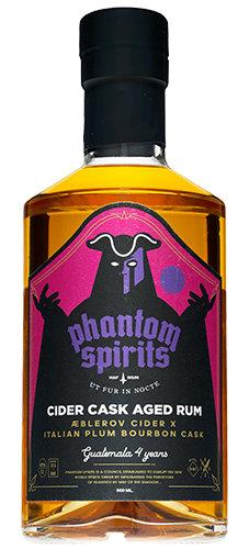 Apple & Italian Plum Bourbon rum / Phantom Spirits