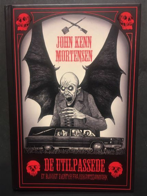 De utilpassede / John Kenn Mortensen