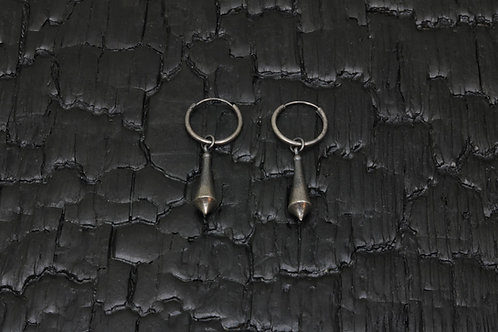 Drop small dangle earrings / Osa Ozdoba