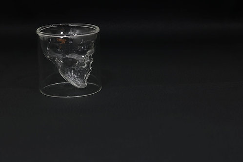 Skull Shaped Shot Glass