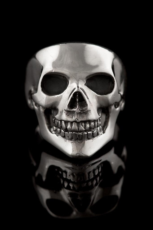SKULL ring / Rock'n'Gold