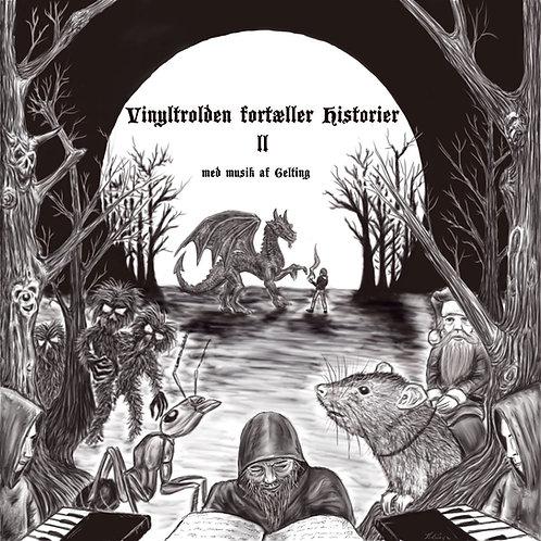 Vinyltrolden fortæller historier II / Vinyltrolden