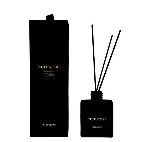 Velvet Scented Diffuser / NUIT NOIRE