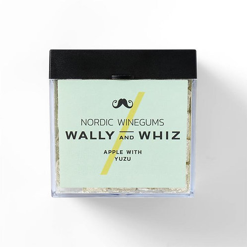WALLY and WHIZ vegan winegums / apple with yuzu