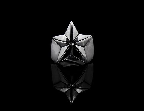 Star ring / Rock'n'Gold