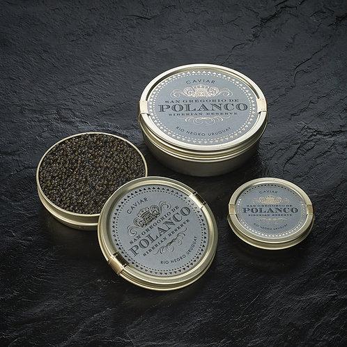 Caviar Polanco Siberian Reserve 4oz
