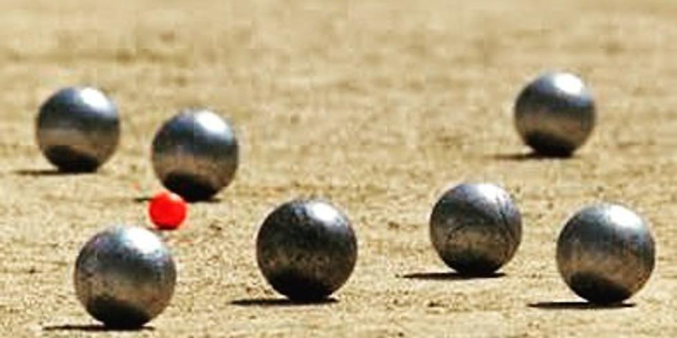 Petanque Competition - Coupe de France