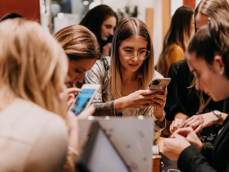 Unser erstes Bloggerevent am 14.11.2019