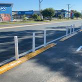 TCA Bycicle lane Separation kerb
