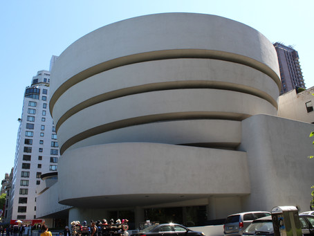 """Guggenheimovo muzeum: Co ukrývá oblíbená """"šnečí ulita""""?"""