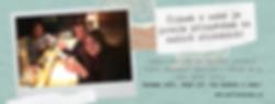 Teal Polaroid Wellness Influencer Facebo