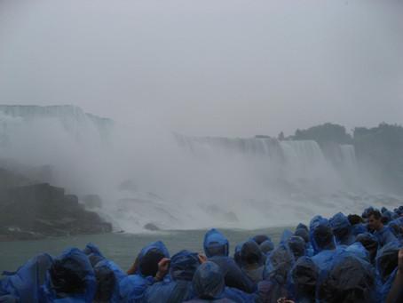 Niagarské vodopády: Hřmící vodní masa, kterou musíte vidět na vlastní oči