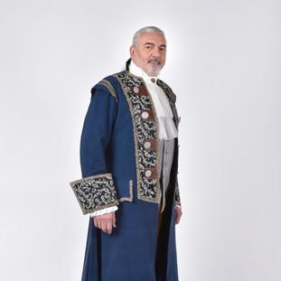 Daniel Hůlka jako Robinson Crusoe