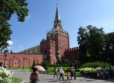 Prohlídka Kremlu: Prozkoumejte sídlo carů, vládní budovy a muzea skrývající poklady ruské říše