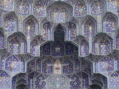 O nejkrásnějším íránském městě