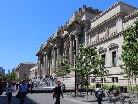 Metropolitní muzeum umění: Největší muzeum na západní polokouli