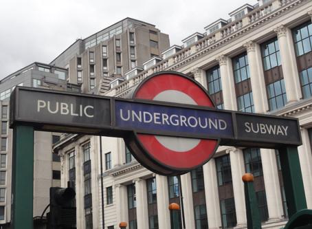 Tajemství londýnského metra