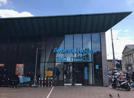 Rychlé, chutné a levné jídlo: Supermarkety Albert Heijn