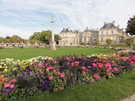 Lucemburská zahrada: Srdcová záležitost Pařížanů, příjemná povinnost pro turisty