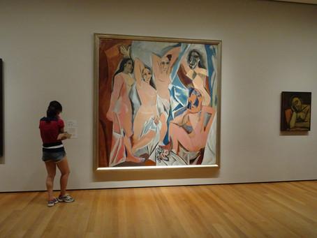 Kam v New Yorku za Picassem, Van Goghem, Fridou nebo Warholem? Přece do MoMA!