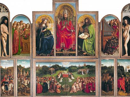 Gentský oltář: Poklad světového umění