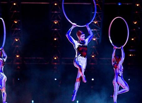 Cirque du Soleil: Osmero strhujících stálých show moderního cirkusu v Las Vegas