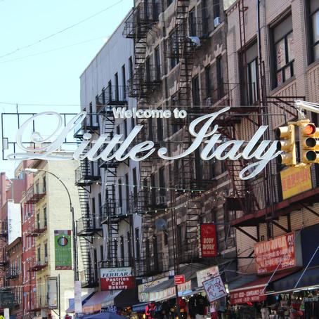 Little Italy: Zažijte italskou atmosféru s vůní oregána a mafiánskými příběhy v srdci New Yorku