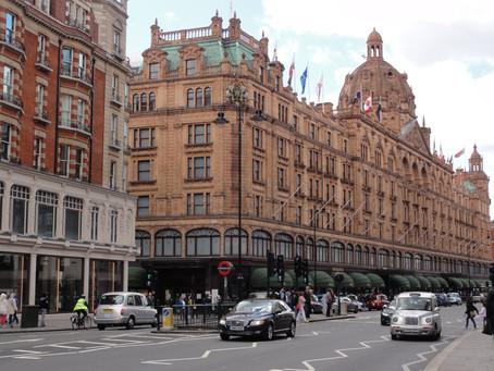 Londýnská ikona Harrods