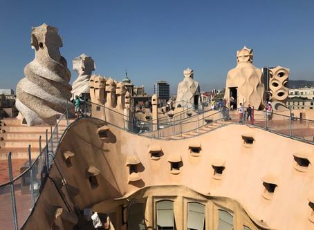 La Pedrera: Gaudího majstrštyk se střechou jako z Hvězdných válek
