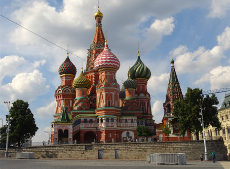 Chrám Vasilije Blaženého: Dominanta Rudého náměstí a barevný symbol Moskvy